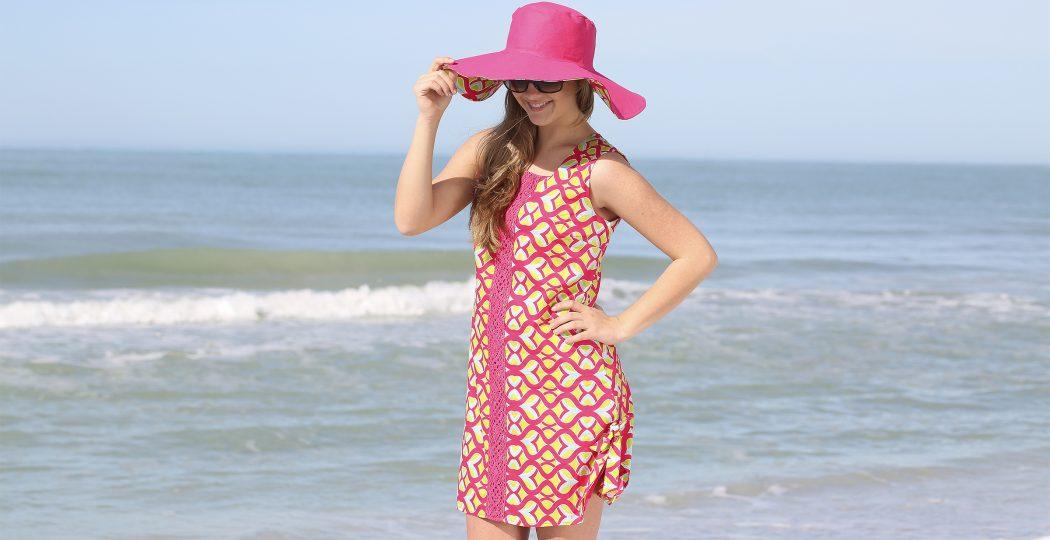 tango twist pink addison dress