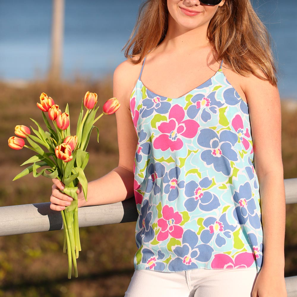 calypso blue madelyn shirts
