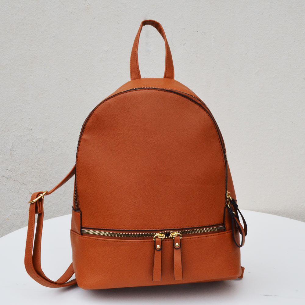TAN BACKPACK LARGE
