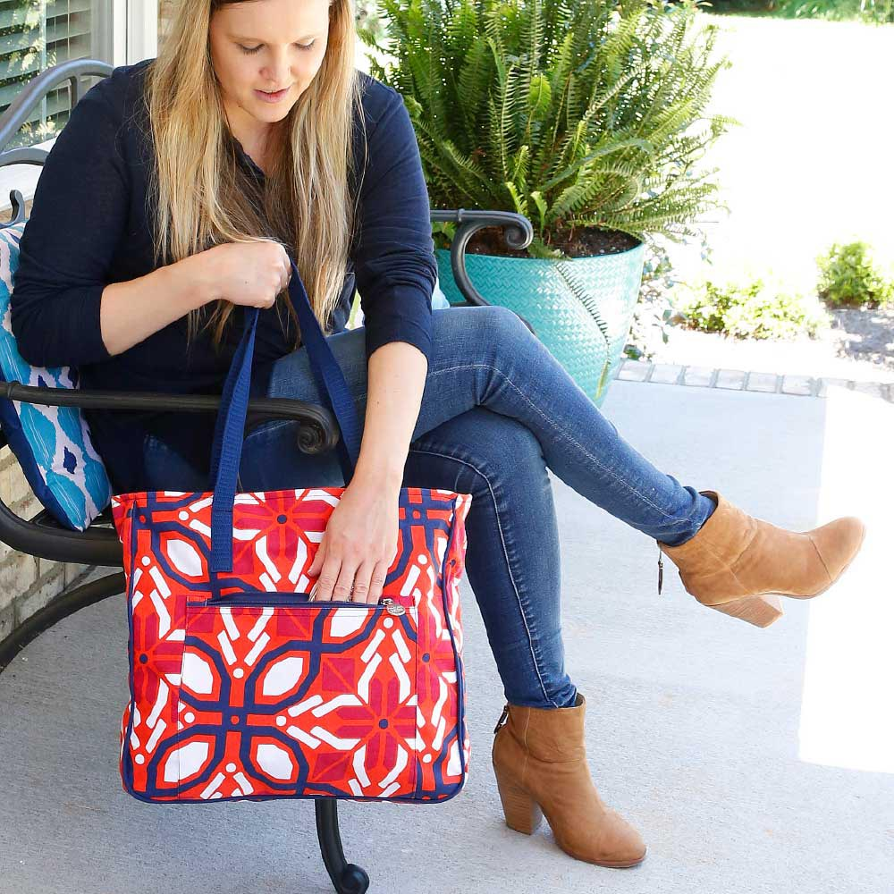 cantina carried away tote