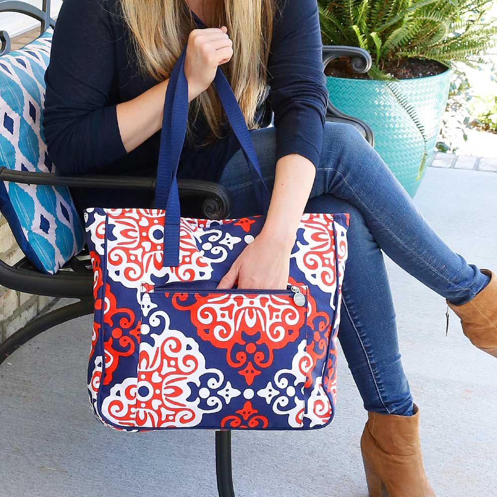 sangria carried away tote