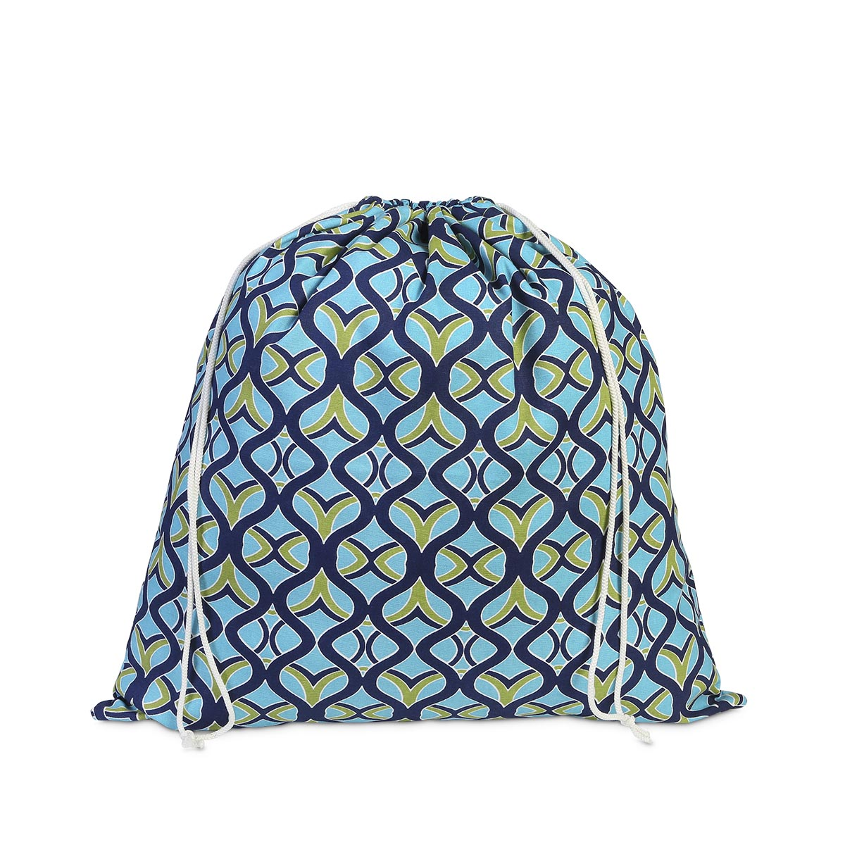 tango twist navy laundry bag