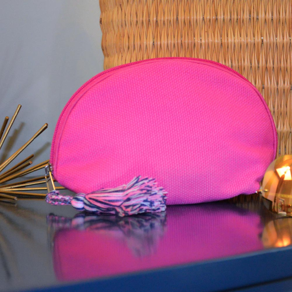 durry cosmetic pouch pink