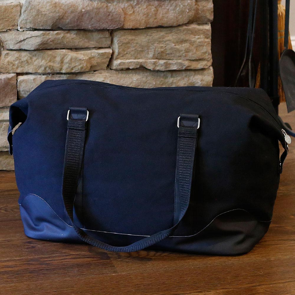 chandler black duffle bag