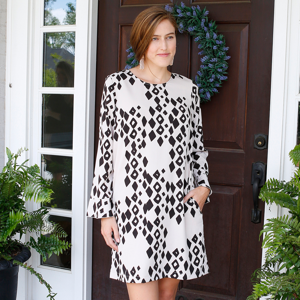 diamond rio savannah dress