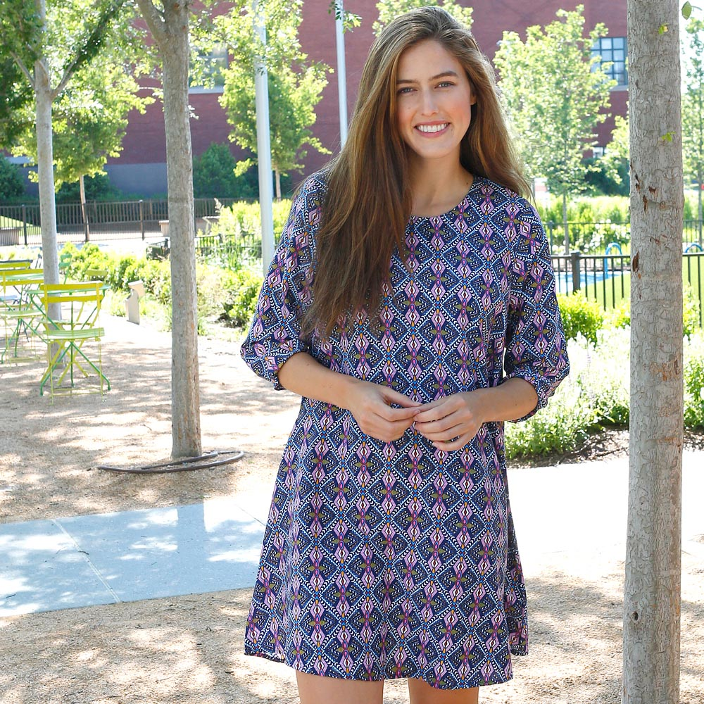 bonnie and kaleid brie dress