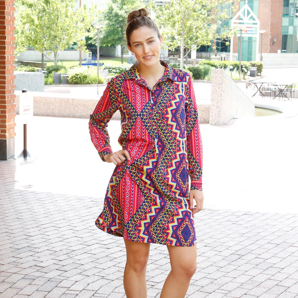 azteca turner dress