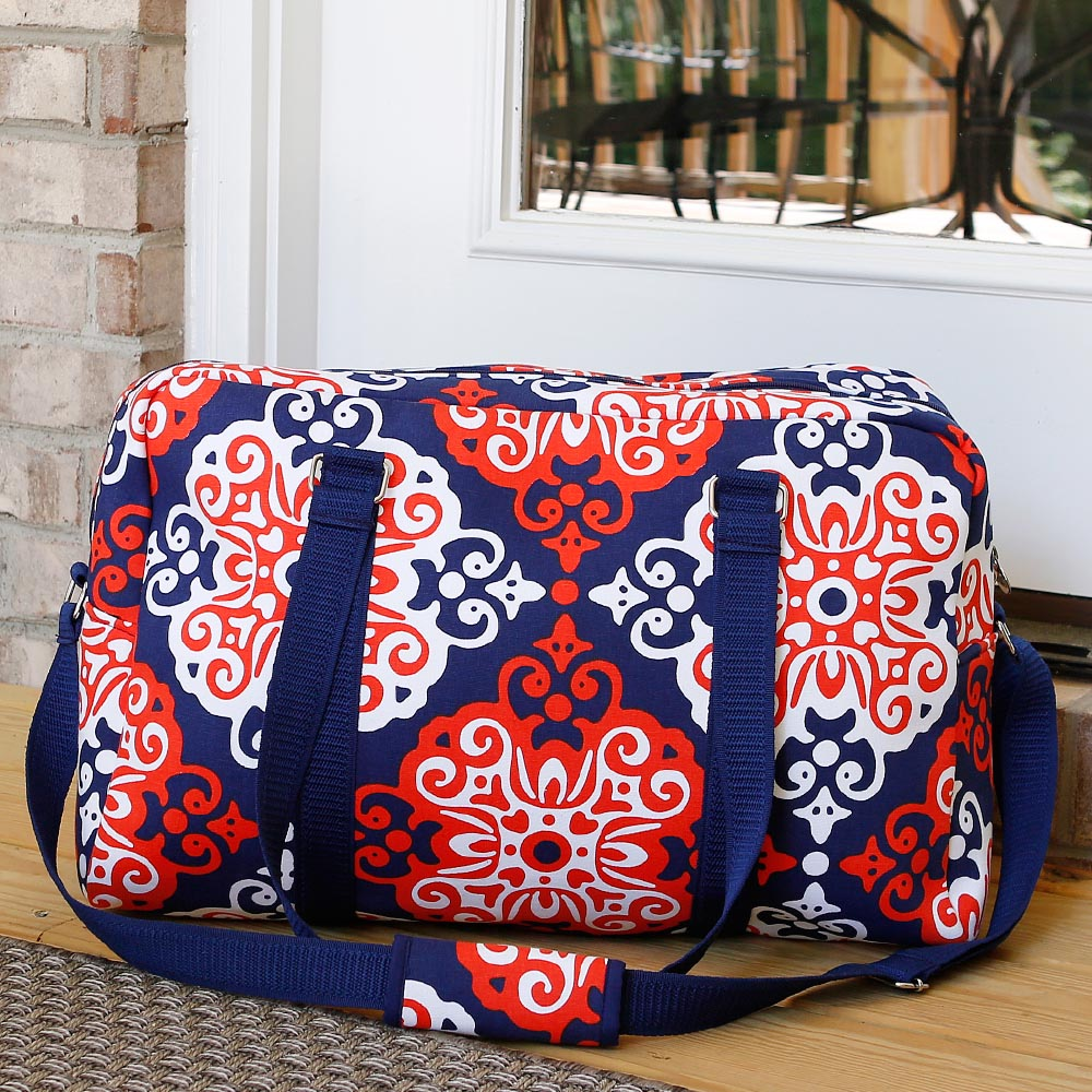 sangria large EVA duffle bag