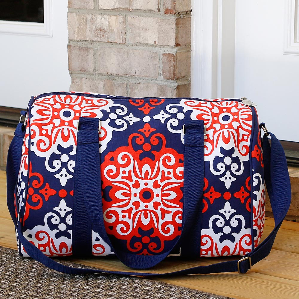 sangria medium EVA duffle bag