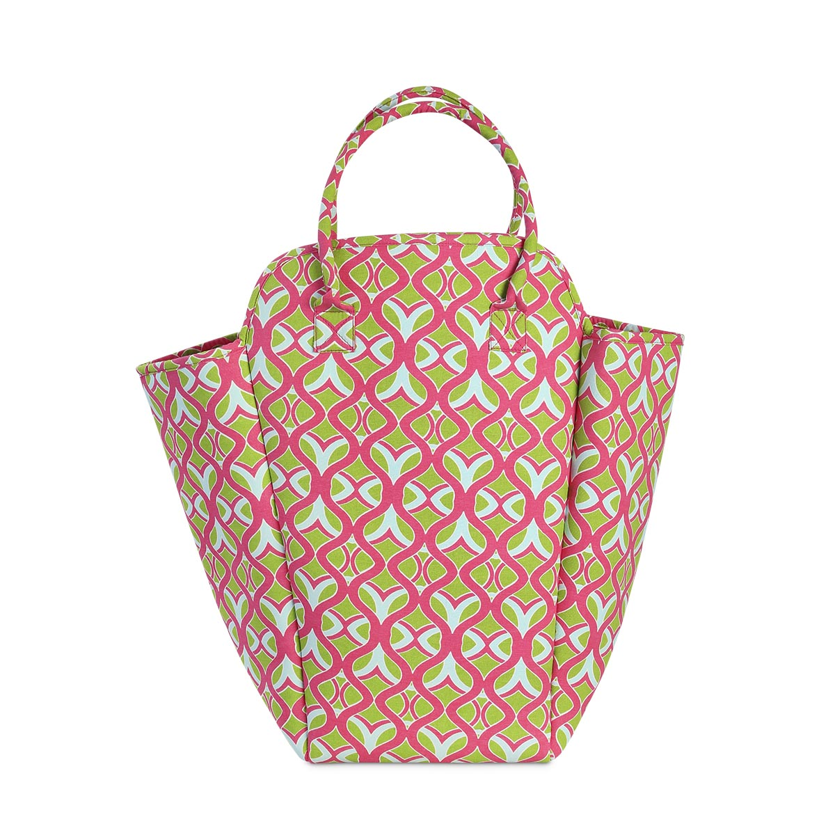 tango twist pink EVA heavy weight tote