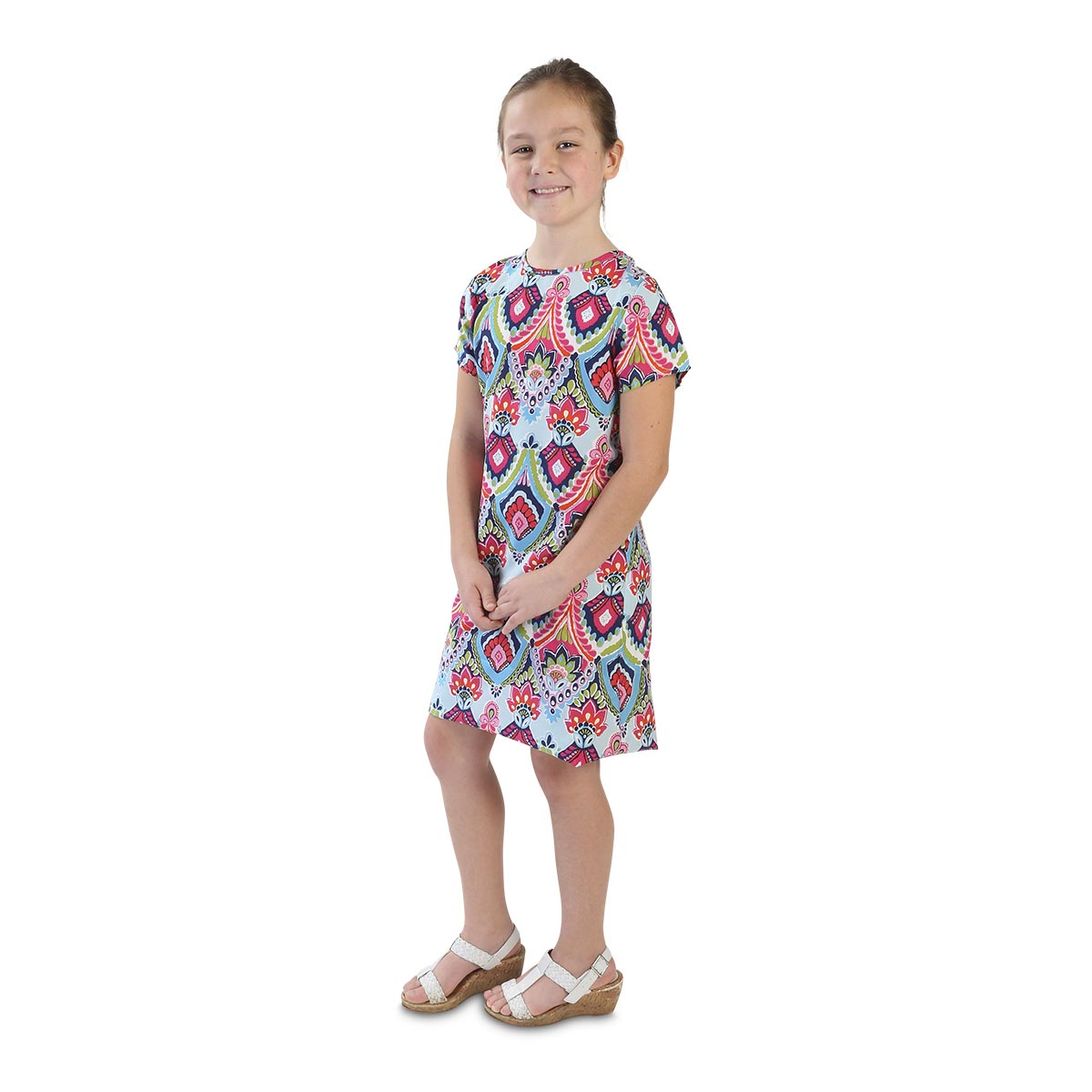 moroccan roll hannah kids dresses