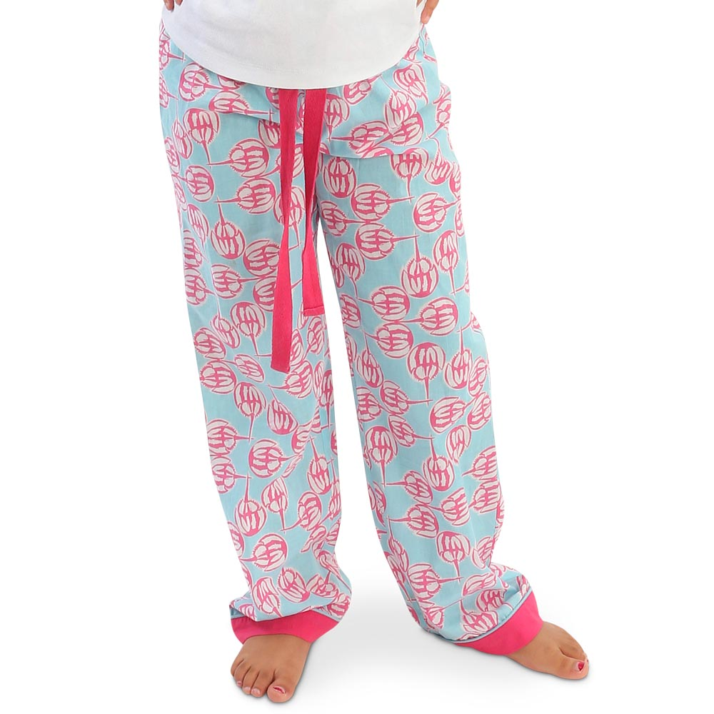 sanibel kids lounge pants