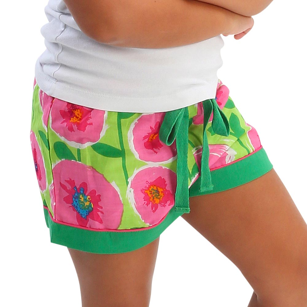 lollipoppies kids lounge shorts