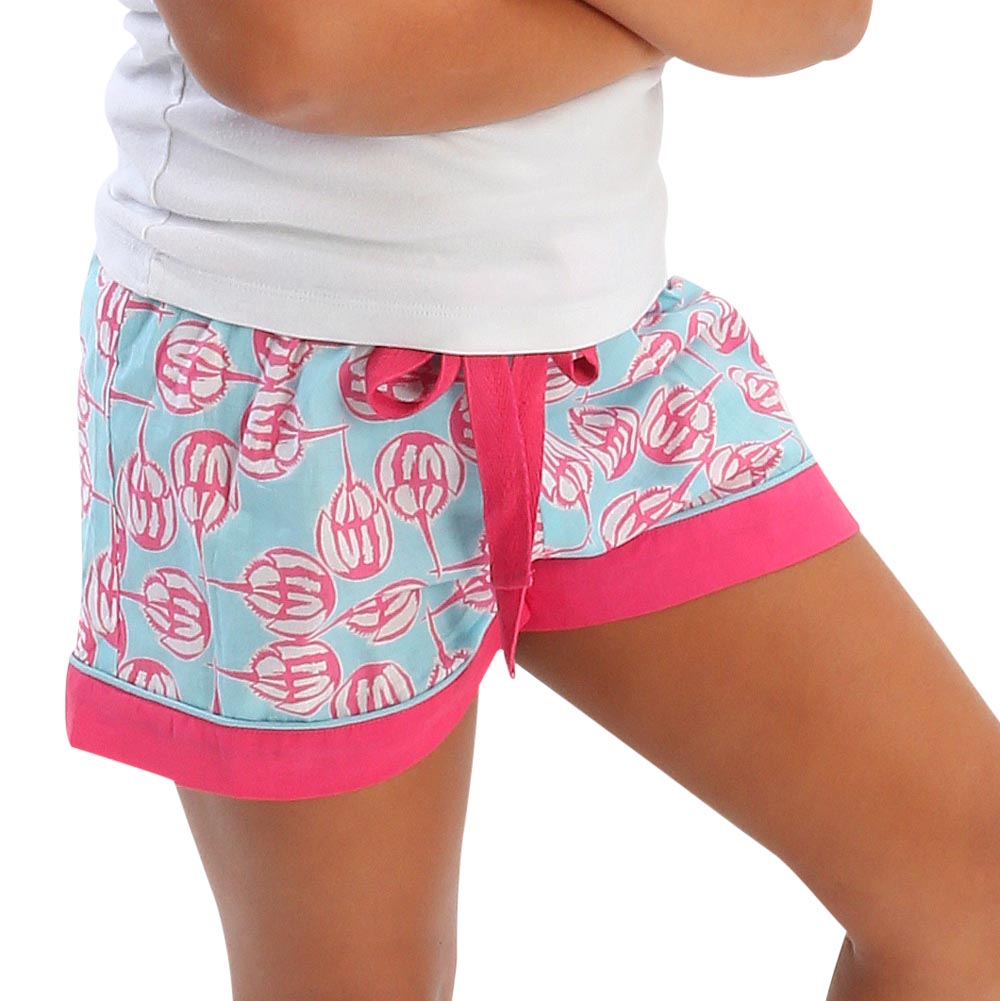 sanibel kids lounge shorts