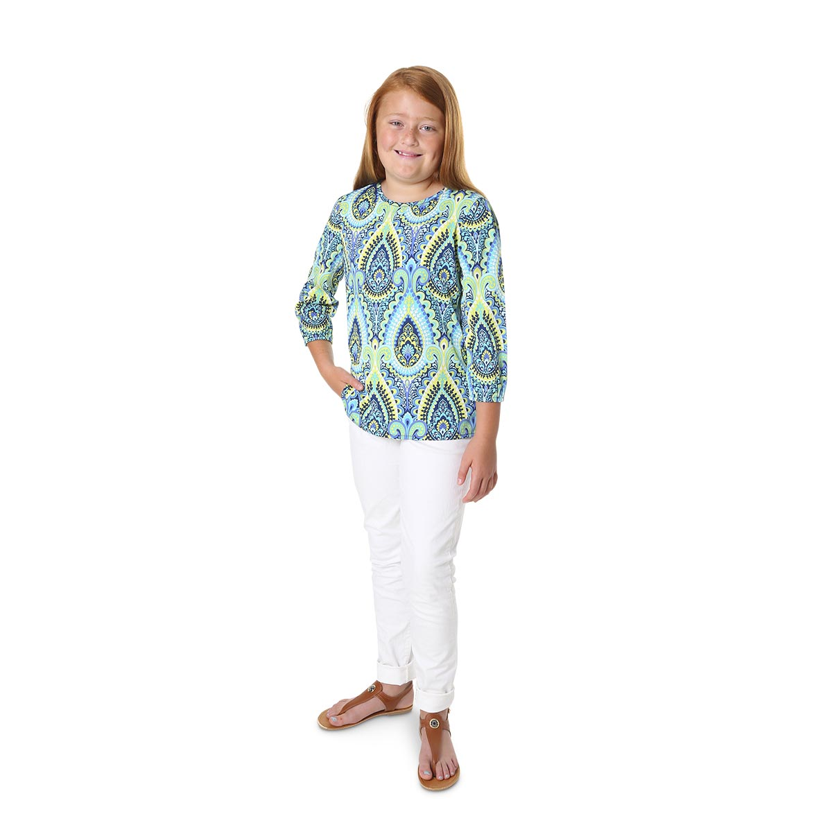 sonoma blue chloe kids shirts