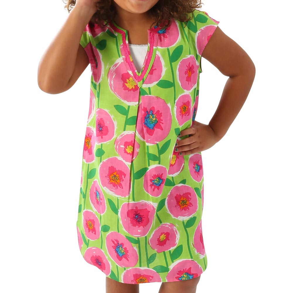 lollipoppies sienna kids tunic