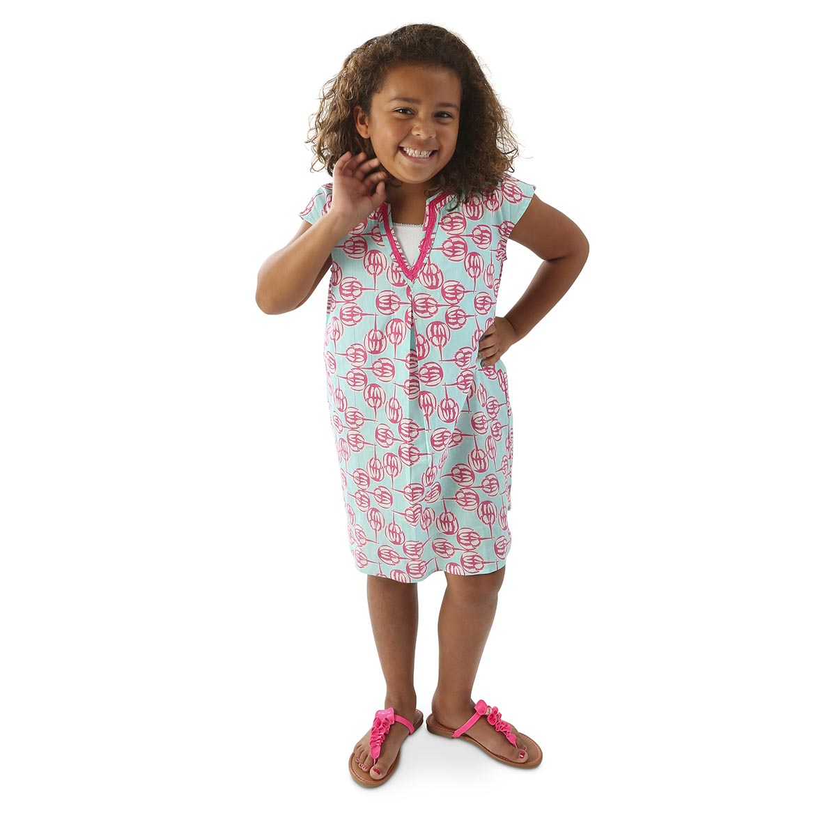 sanibel sienna kids tunic