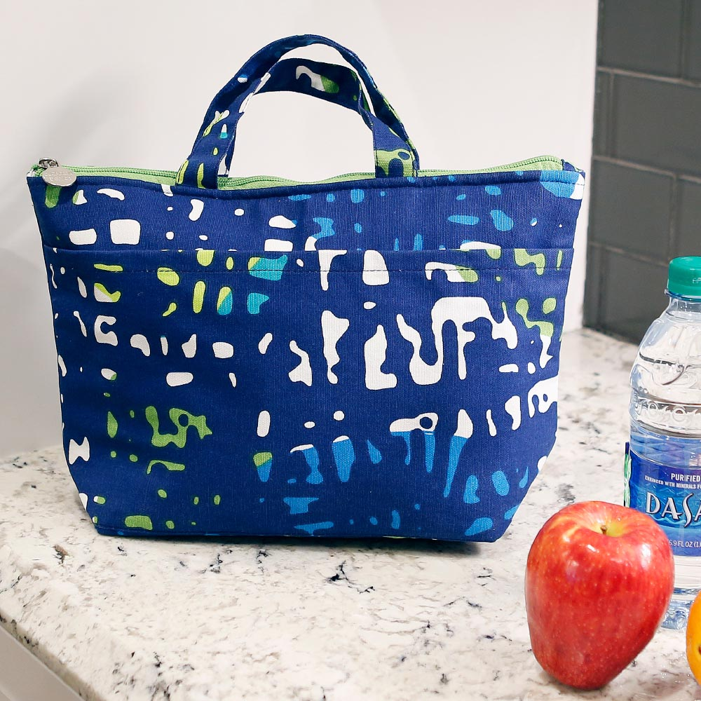 under wraps lunch tote