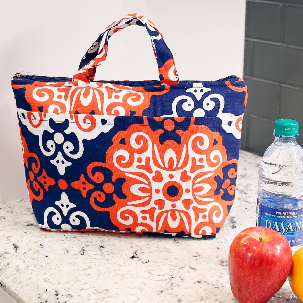 sangria lunch tote