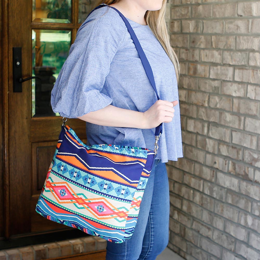 santa fe messenger bag