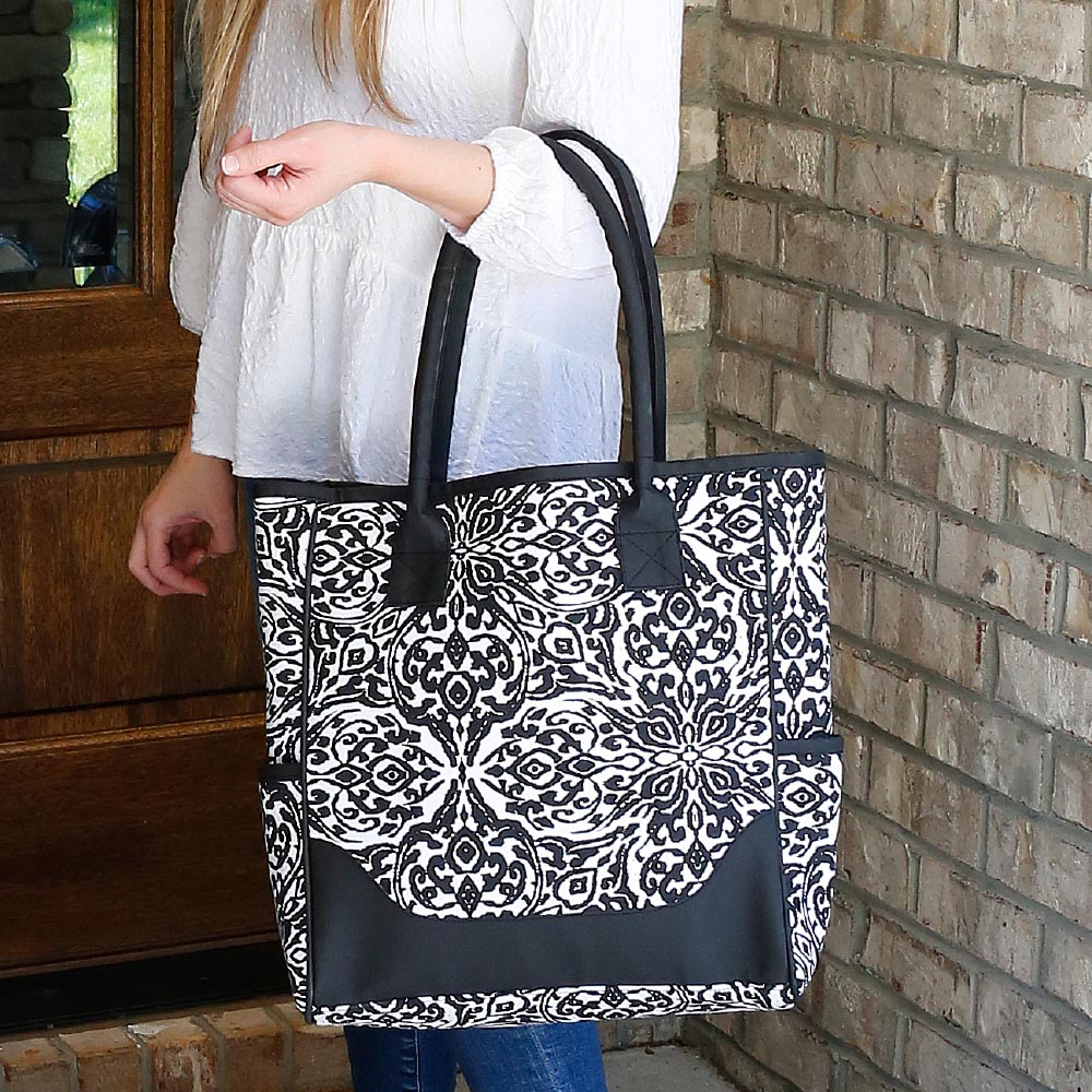 point blank black NGB tote