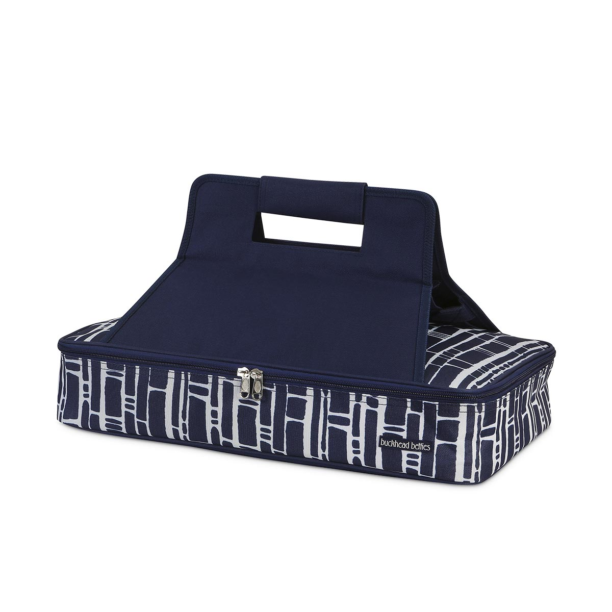 bamboo navy single casserole