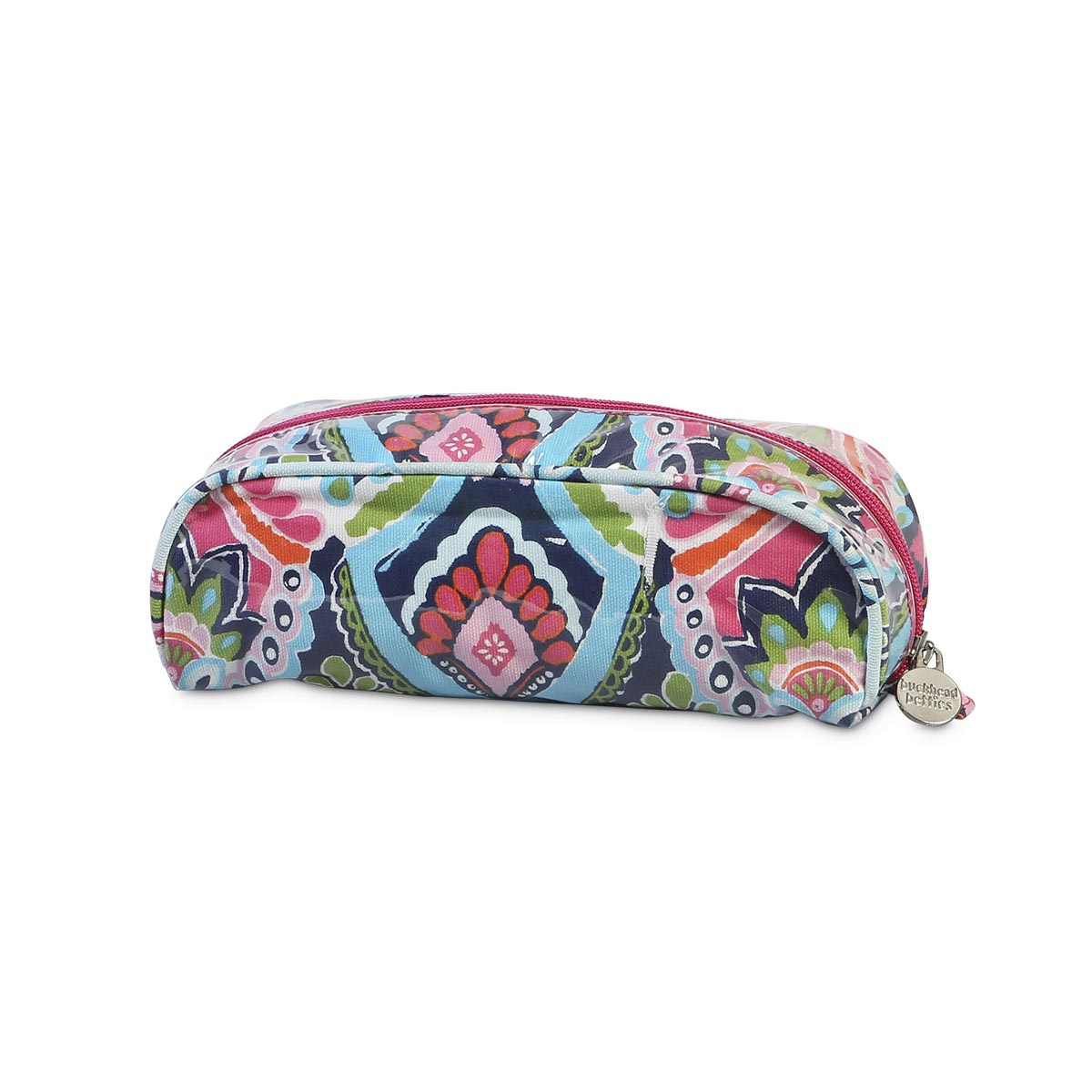 moroccan roll pencil and brush pouch