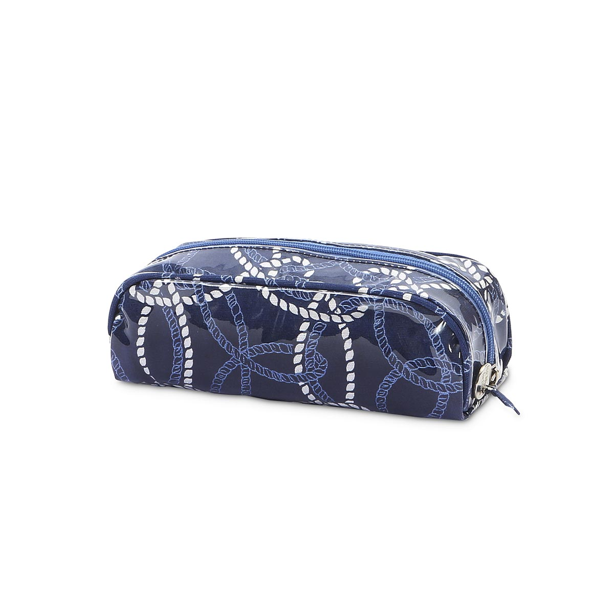 knot-ical pencil and brush pouch