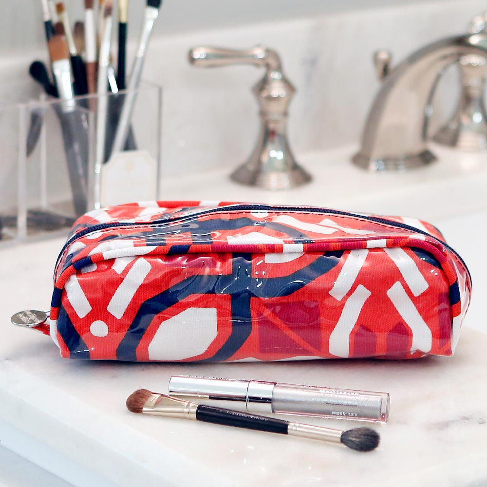 cantina pencil and brush pouch
