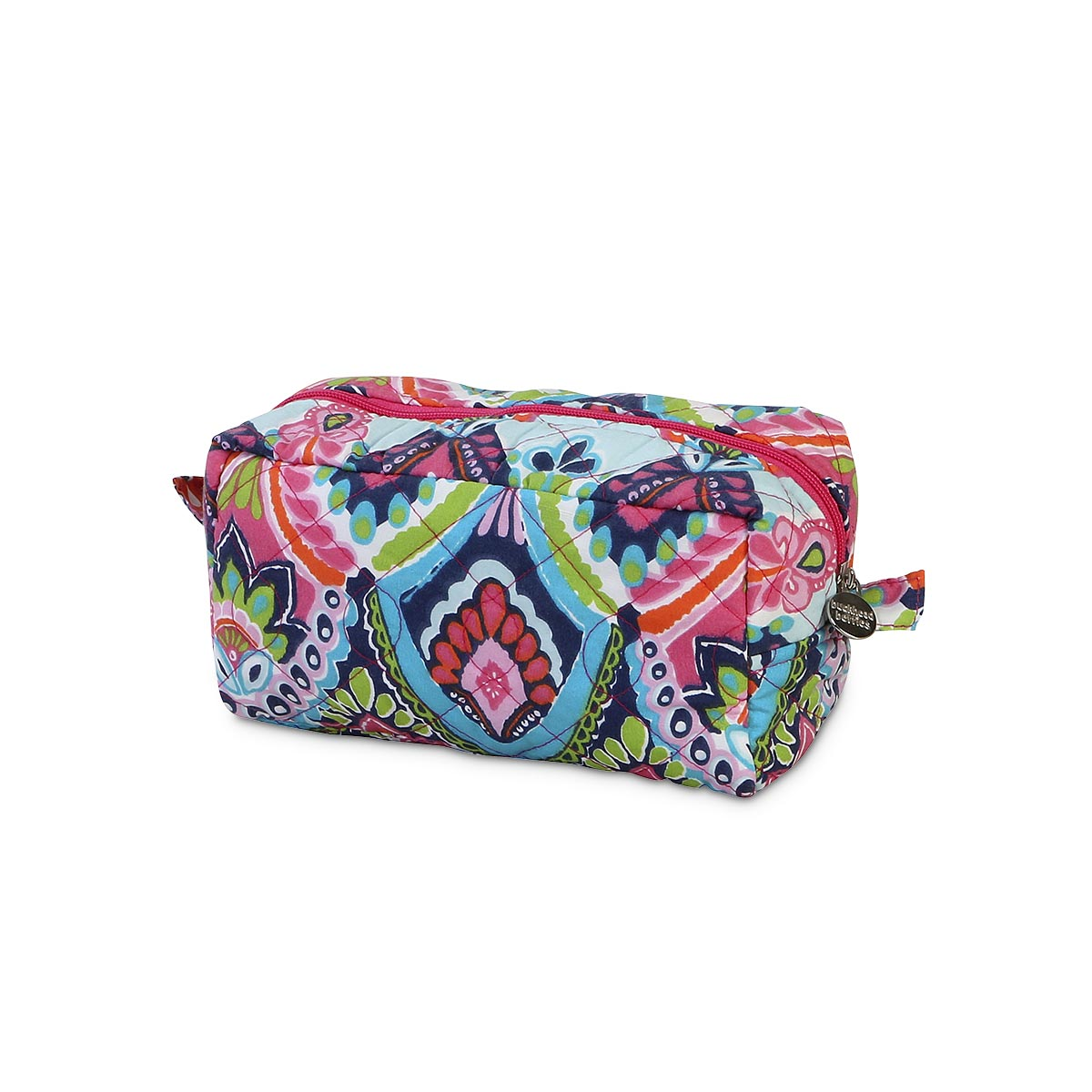 moroccan roll quilted cosmetic
