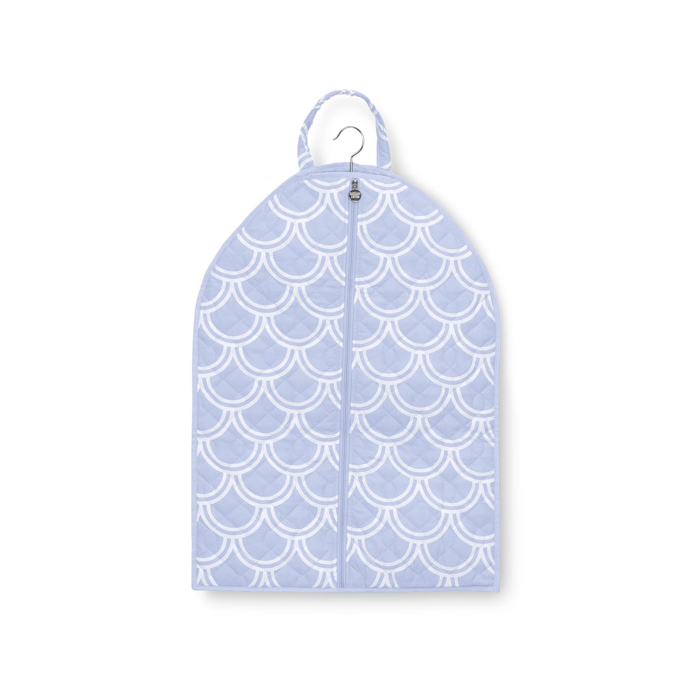 harbor bae baby blue quilted small garment