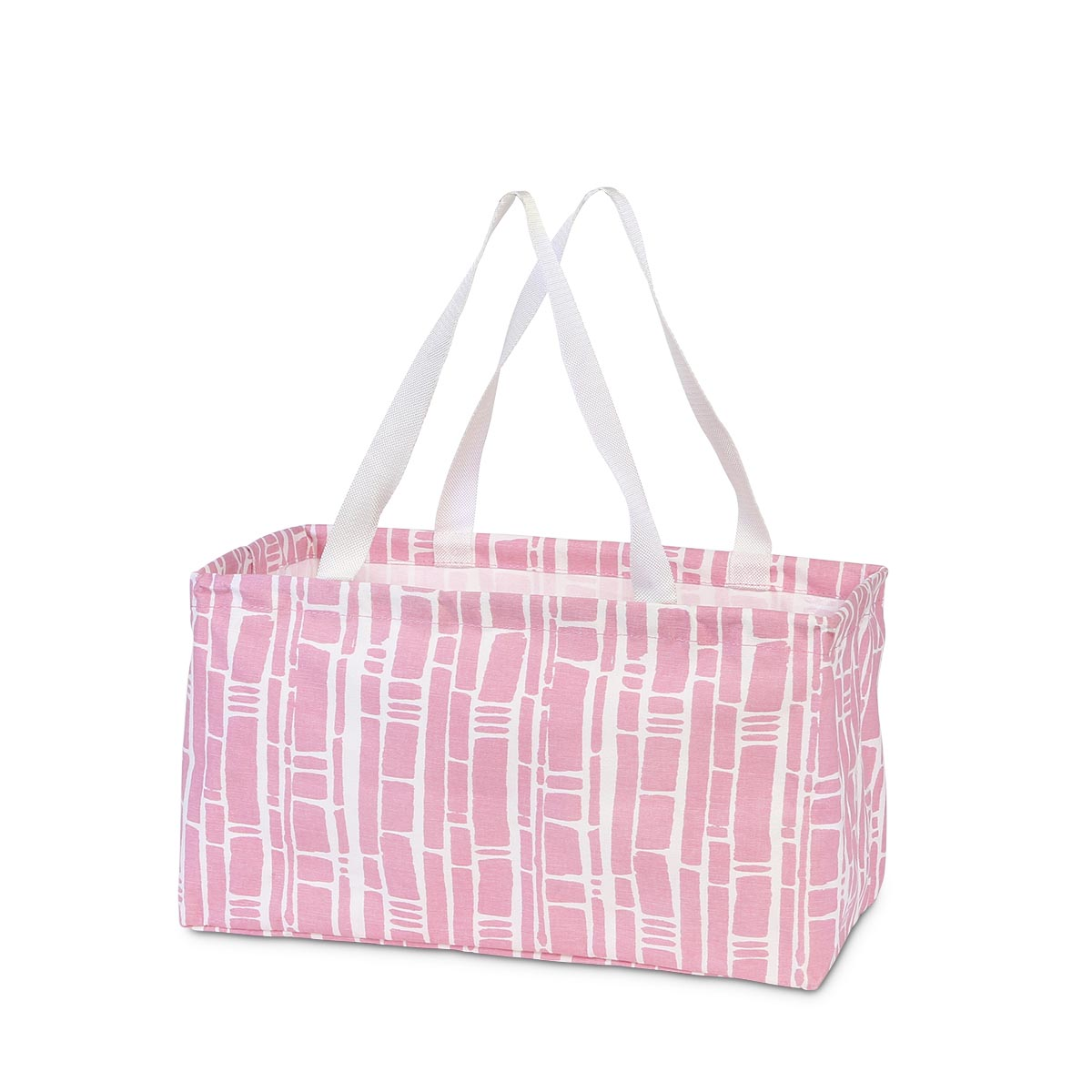 bamboo baby pink rectangle crunch petite