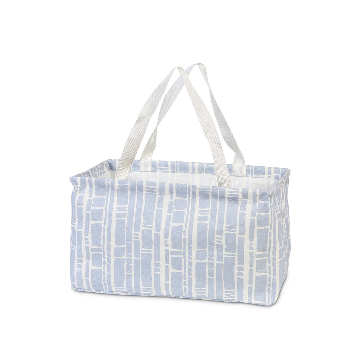 bamboo baby blue rectangle crunch petite