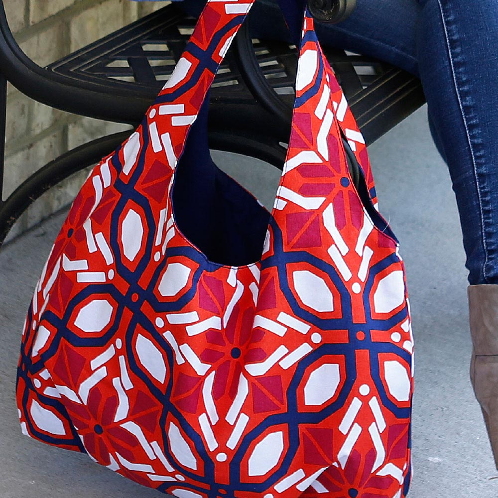cantina reversible HOBO bag
