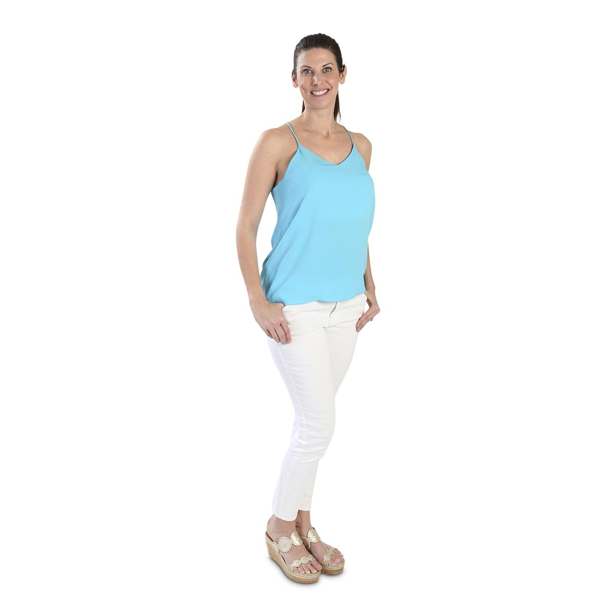 turquoise madelyn shirt