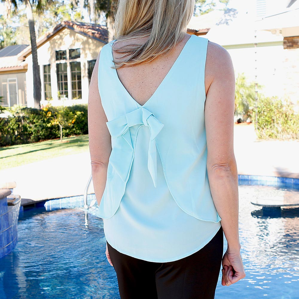 clearwater henley top