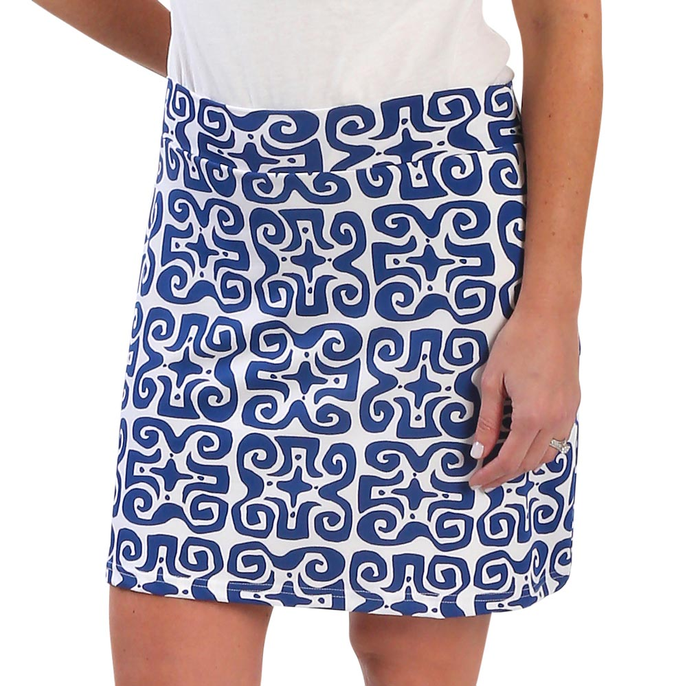 don't fret navy willow skirts
