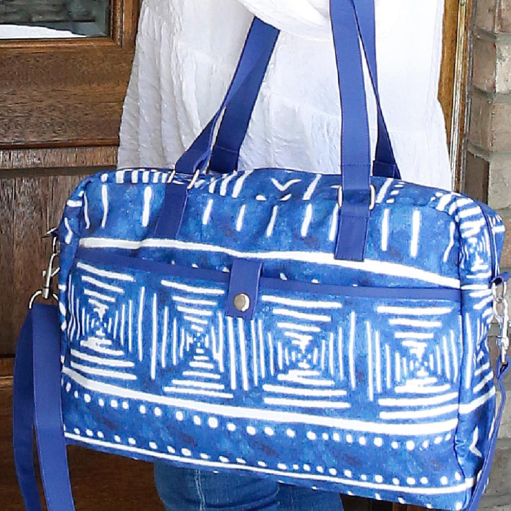 indigo daze southpaw bag