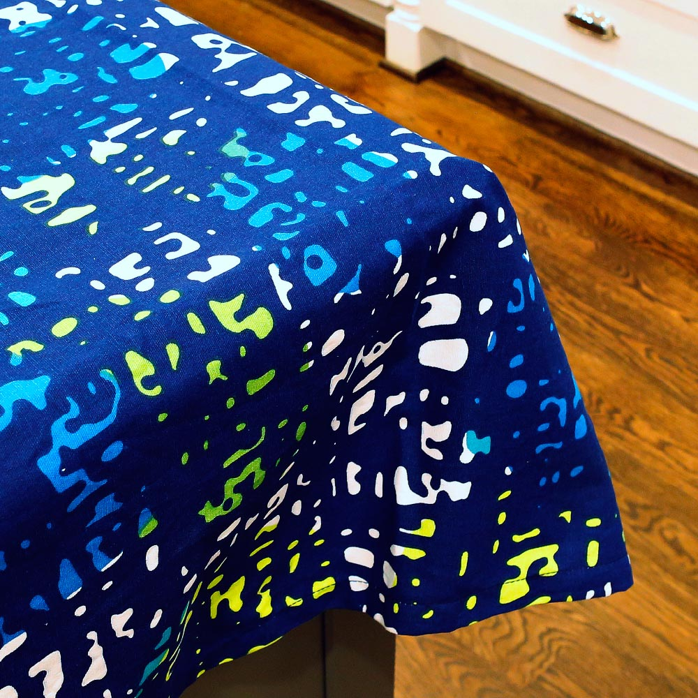 under wraps tablecloth