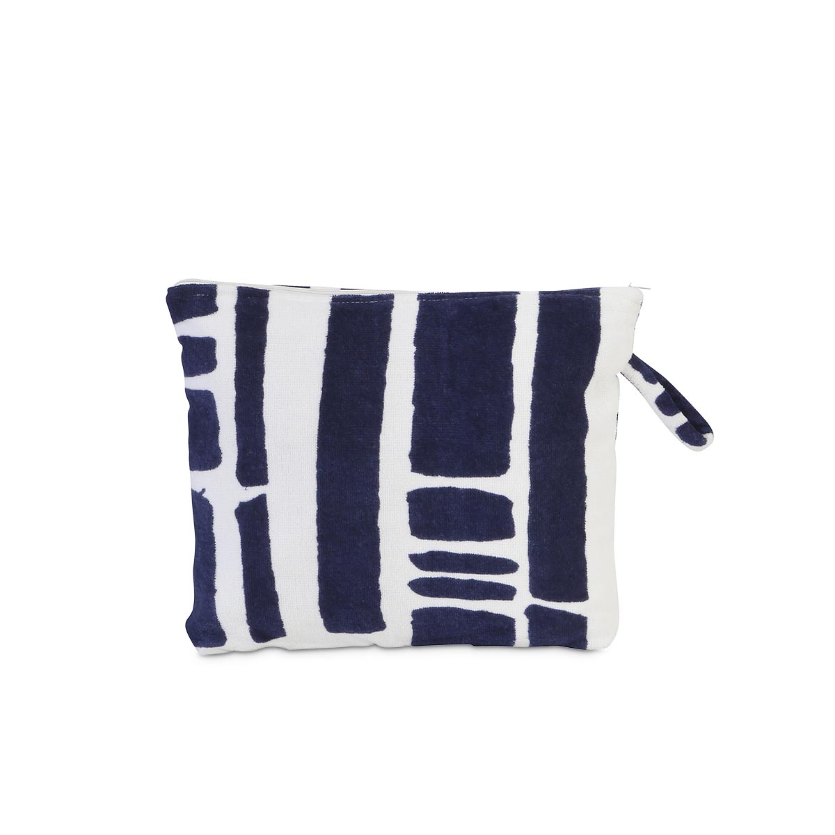 bamboo navy ditty bag