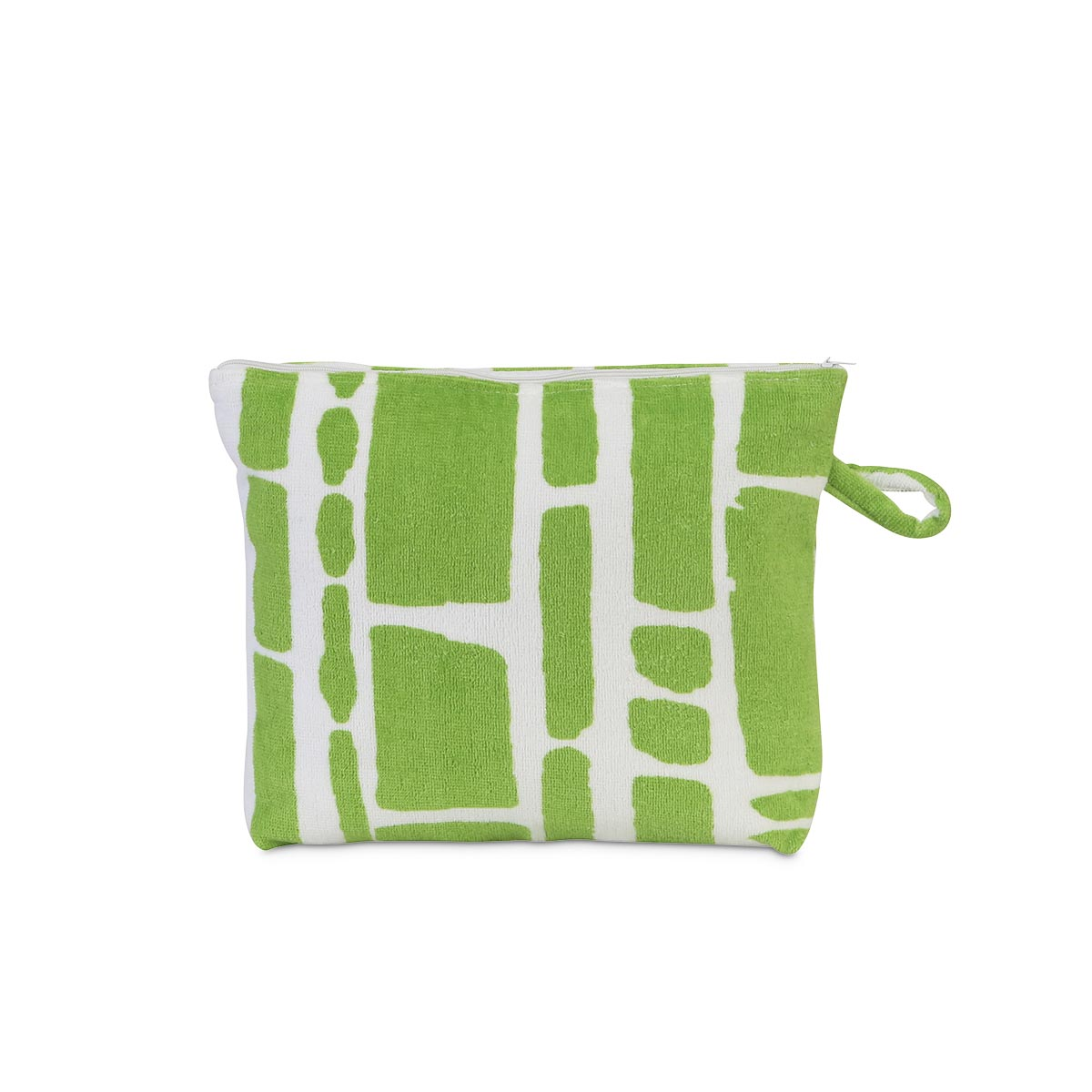 bamboo green ditty bag