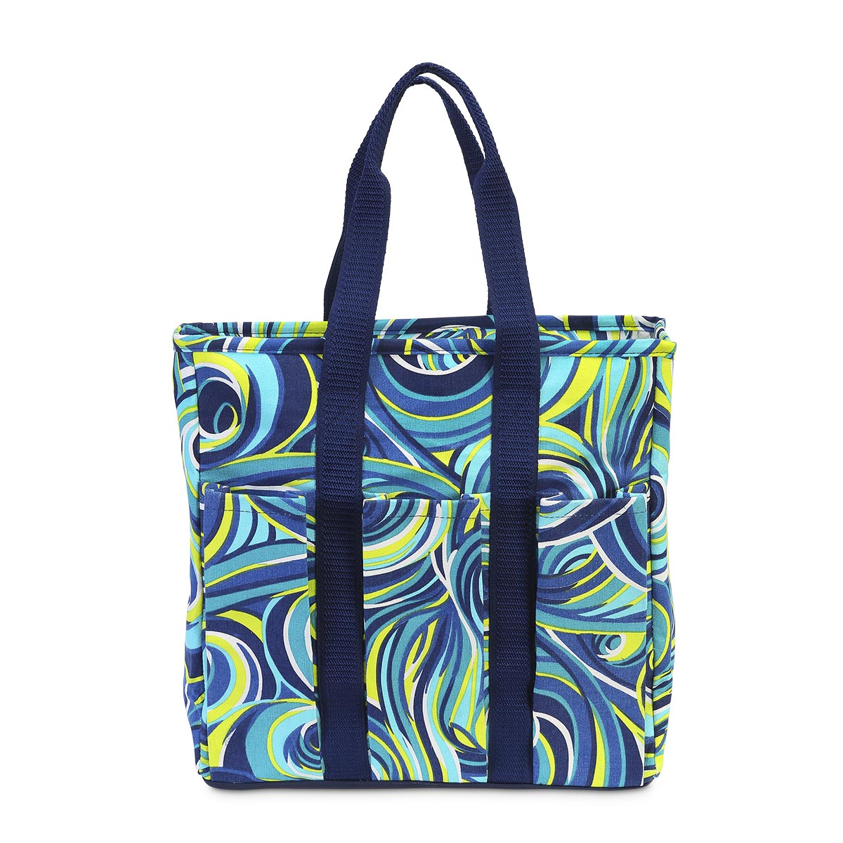 oh swell blue everyday tote