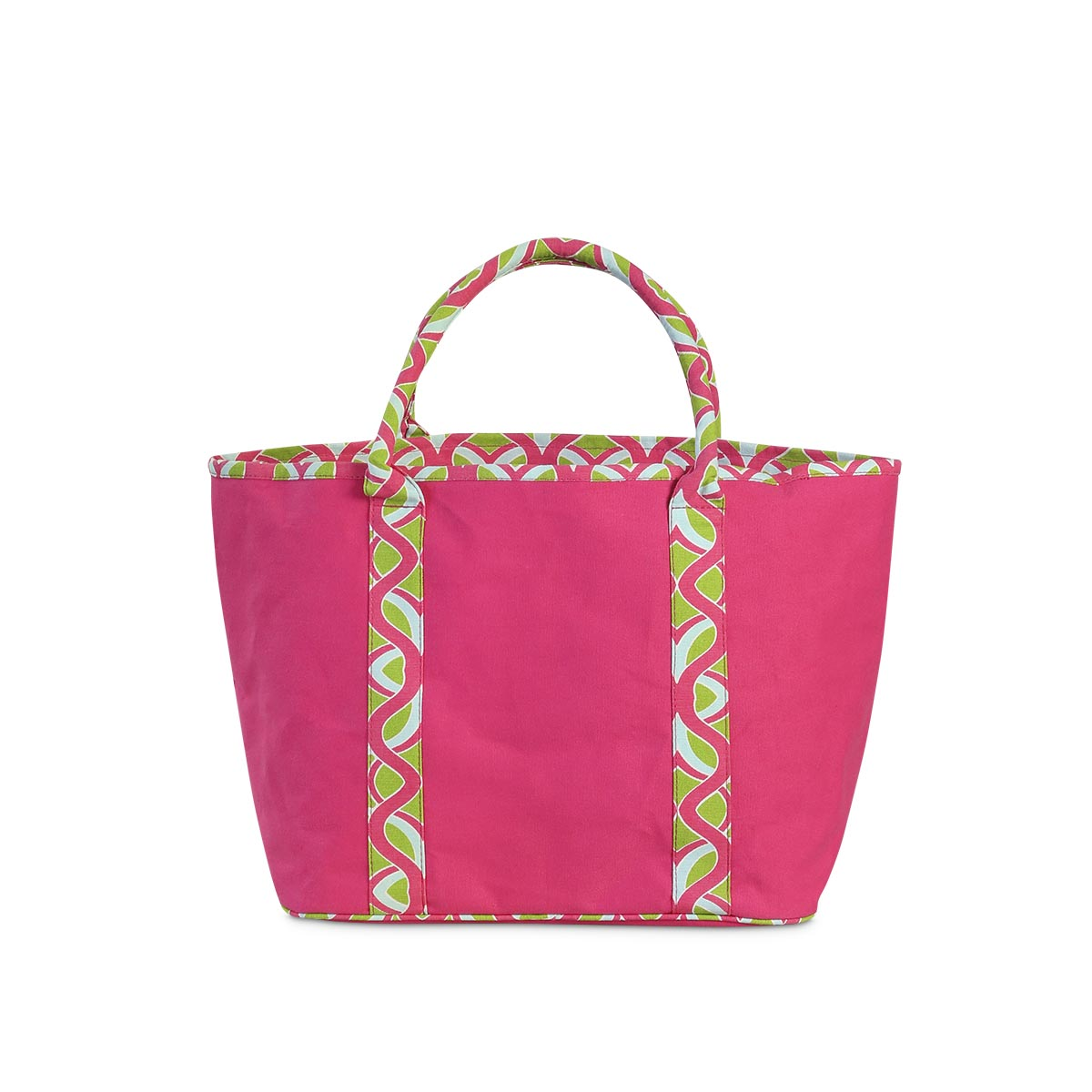 tango twist pink traveler bag