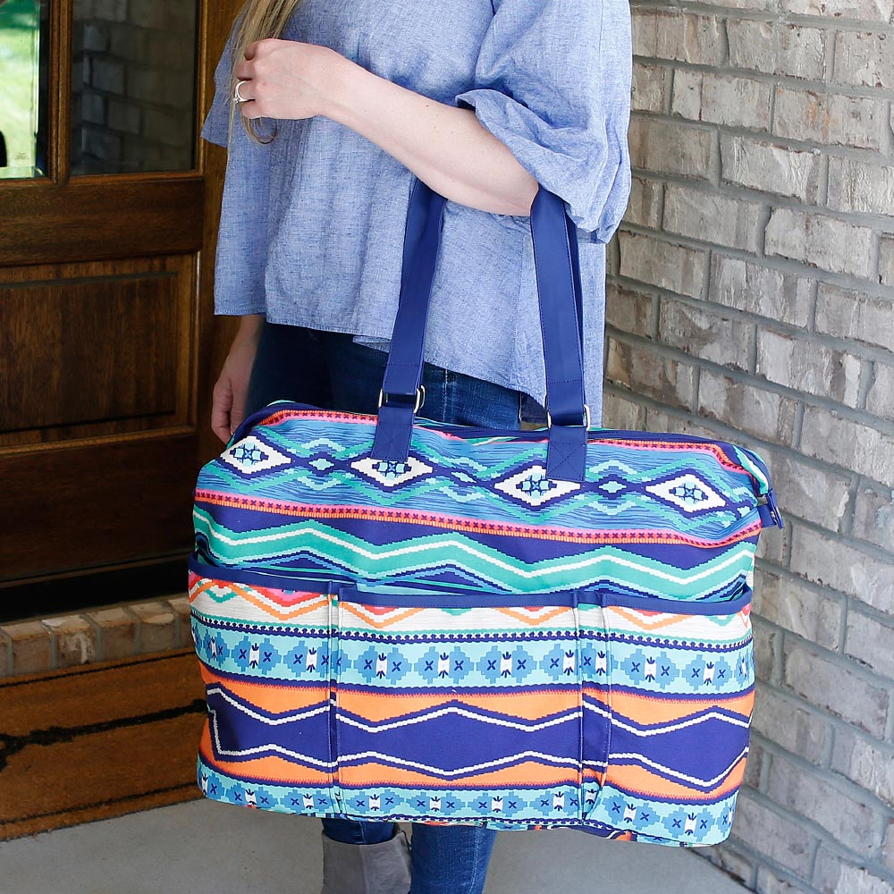 santa fe triple threat duffle