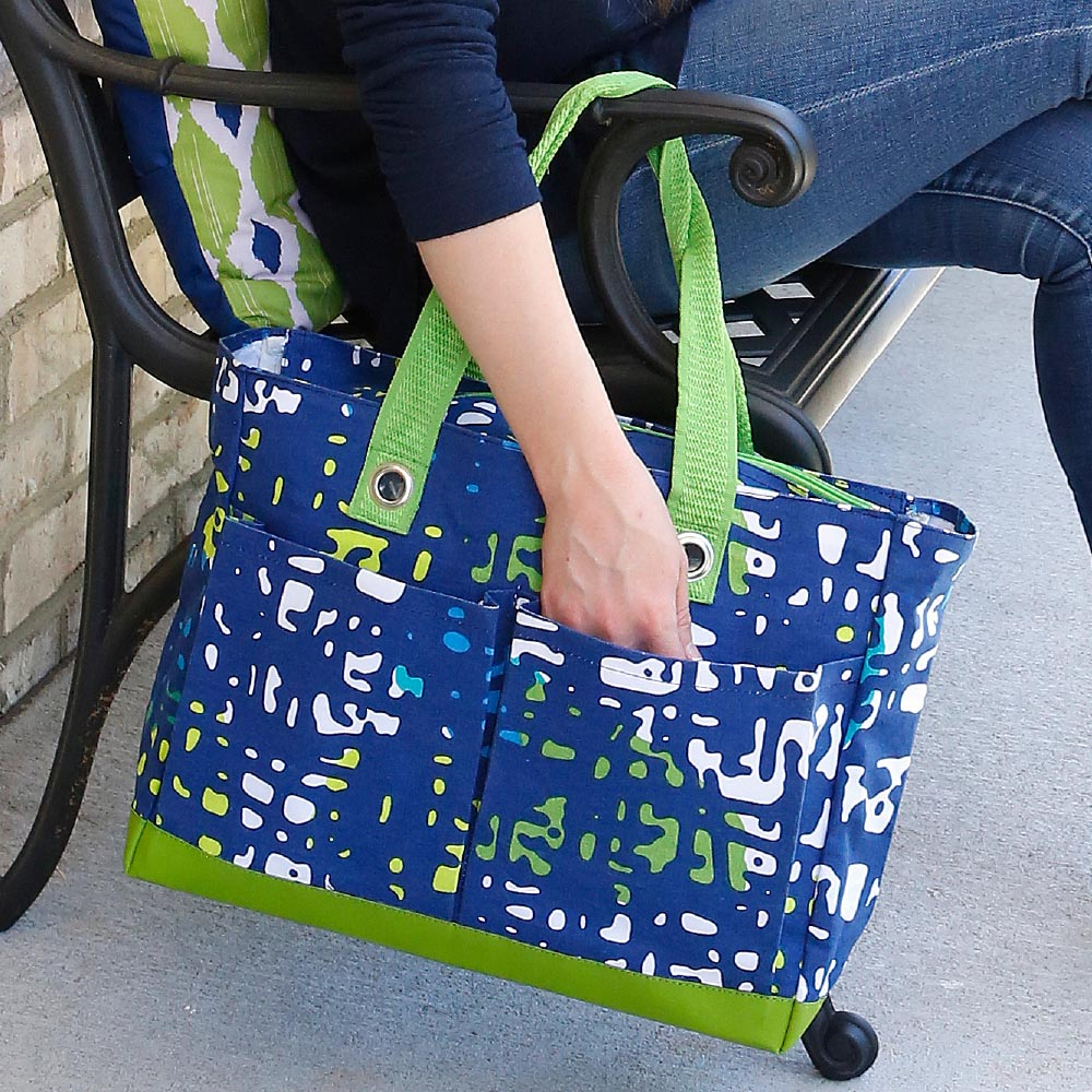 under wraps toss up tote
