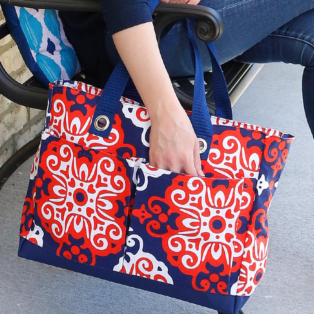 sangria toss up tote
