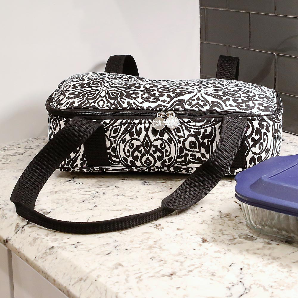 point blank black casserole carrier