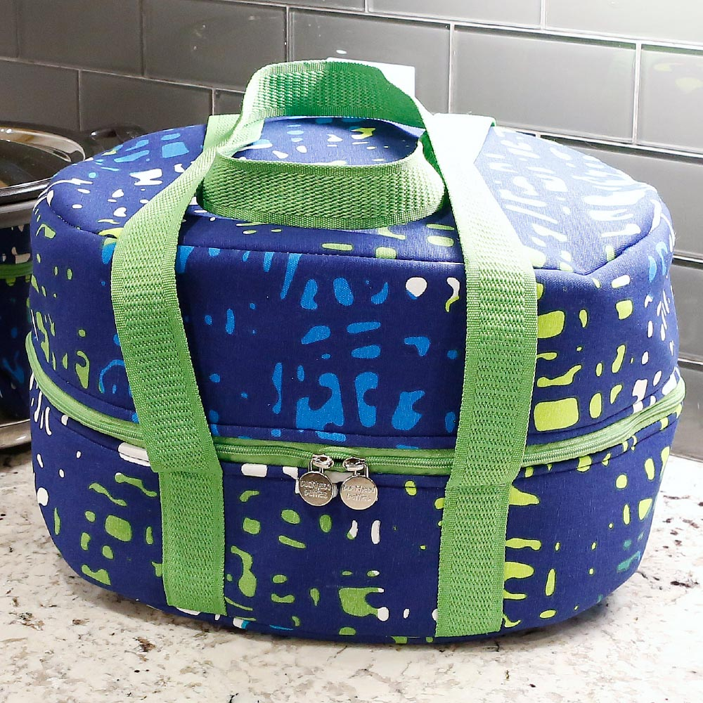 under wraps crockpot carrier