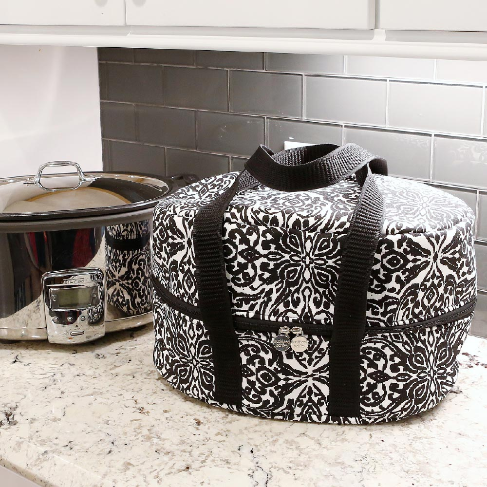 point blank black crockpot carrier