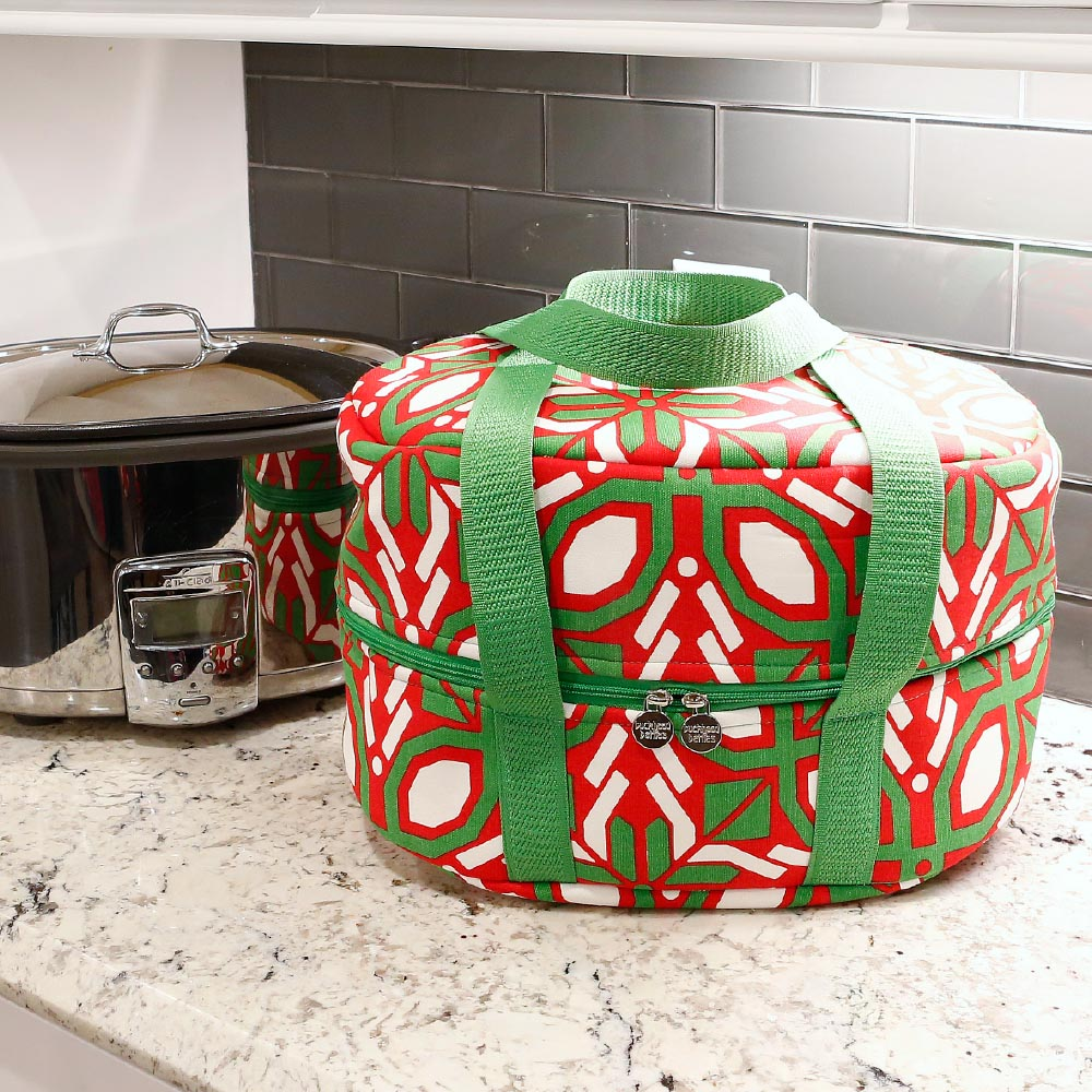 cantina holiday crockpot carrier